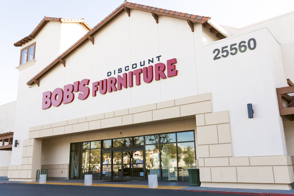 Bob S Discount Furniture Valencia Ca Fulcrum Construction